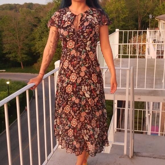 Zara Dresses & Skirts - Zara woman floral dress